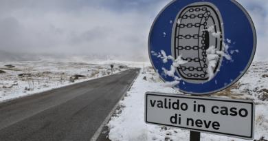 Viabilità Italia: al via il piano neve per la stagione invernale